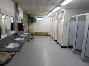 Men's Bathroom/Showers